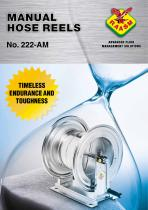 Manual hose reels - 1