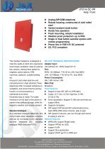 Emergency Telephone - 1