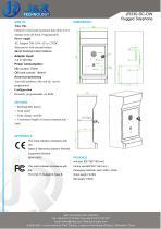 JR303-SC-Column Mounting - 2