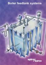 Boiler feedback systems
