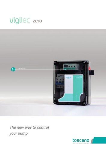 Brochure Vigilec Zero 2018 - Pump control and protection panels