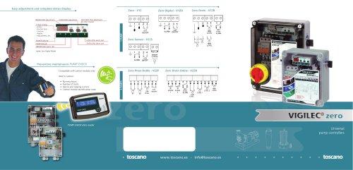 Brochure Vigilec Zero Series