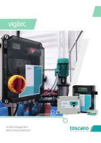 Catalogue Vigilec 2018 - Pump control and protection panels