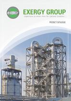 Exergy Group Catalogue_2015. - 1