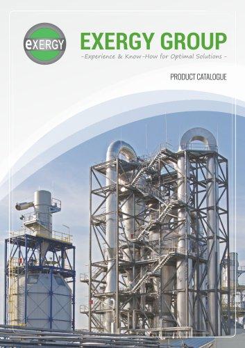 Exergy Group Catalogue_2015.