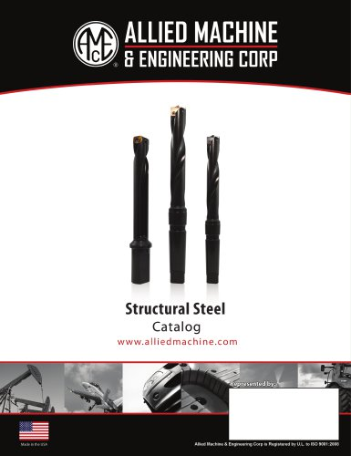 Structural steel catalog