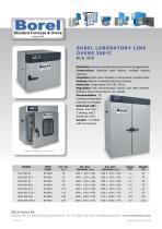 Borel Laboratory Line ovens 300°C BLN 300