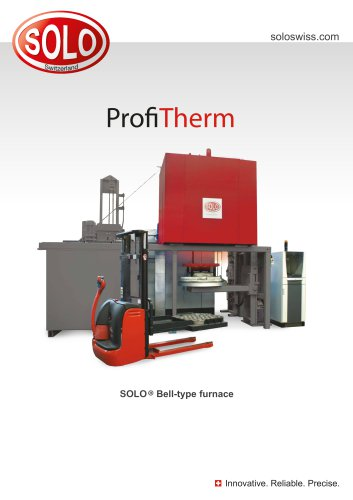 ProfiTherm SOLO Bell-type furnace