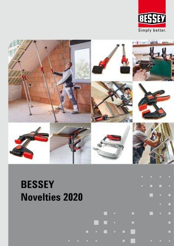 Novelties 2020