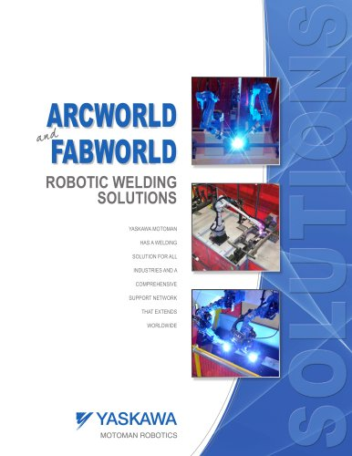ArcWorld/FabWorld Series