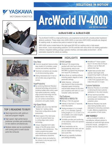 ArcWorld IV-4000