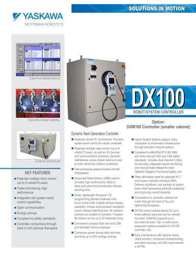 DX100