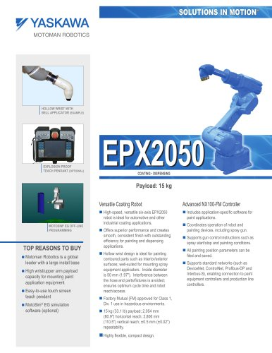 EPX2050