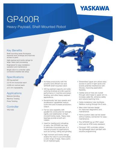 GP400R