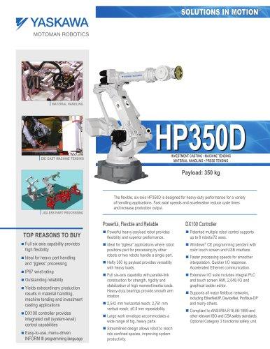HP350D