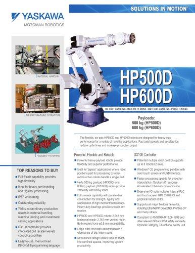 HP500D