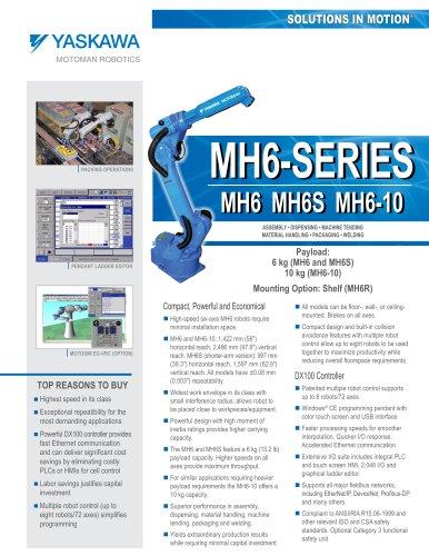 MH6 series