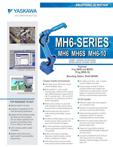 MH6-SERIES