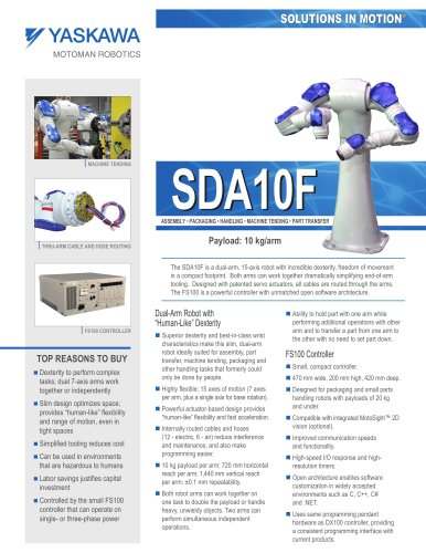 SDA10F