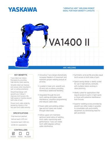 VA1400 II