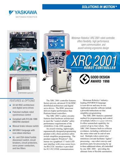 XRC Controller
