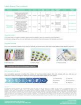 CLINICAL TRIAL LOGISTICS LABEL - 2
