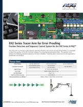 EH2 Series Tracer Arm for Error Proofing