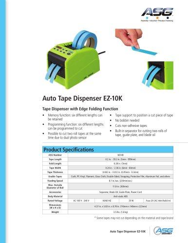 EZ-10k Auto Tape Dispenser