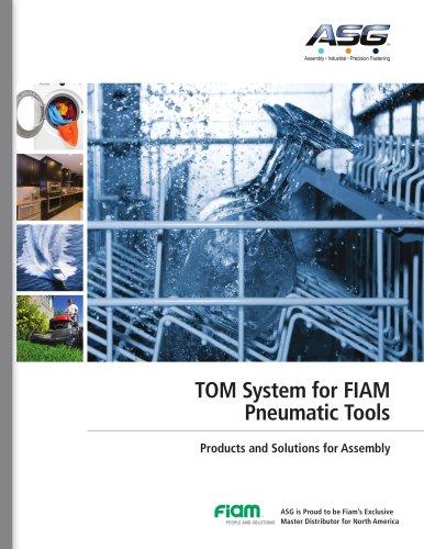 TOM System For Fiam Pneumatic Tools