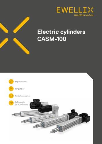 CASM 100 - data sheet