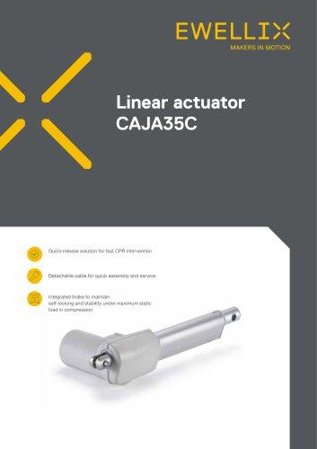 Linear actuator CAJA35C