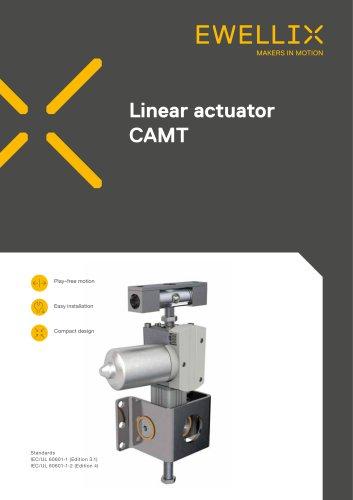 Linear actuator CAMT
