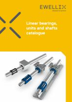 Linear bearings, units and shafts catalogue