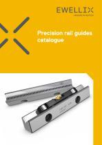 Precision rail guides catalogue