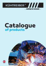 Catalogue of machines