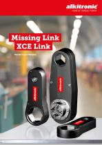 Alkitronic Missing Link XCE Link
