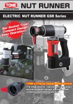 GSR series Nut Runner