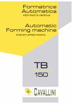 Automatic Forming machine TB 150