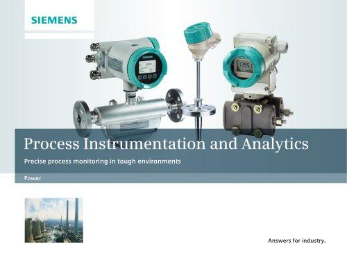 Precise process monitoring in tough environments