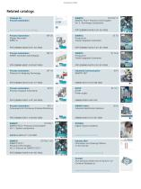 Products for Process Instrumentation - 2