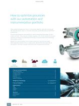 Products for Process Instrumentation - 4
