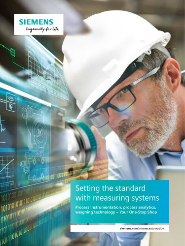 Setting the standard with measuring systems