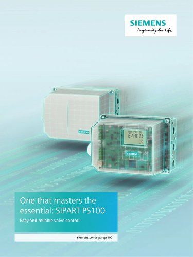 SIPART PS100