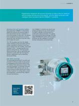SITRANS F C digital Coriolis solutions. - 5