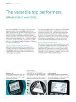 SITRANS F C digital Coriolis solutions. - 6