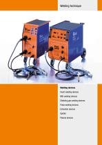 Welding devices