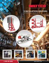 Circulation Heaters Catalogue