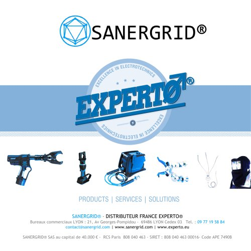 Electrical tools EXPERTO