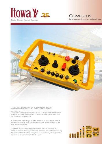 Combiplus - remote control (eng)