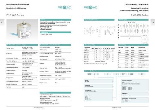 FNC 40B Series